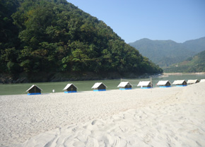 Rafting Camps